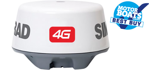 SIMRAD 4G RADAR